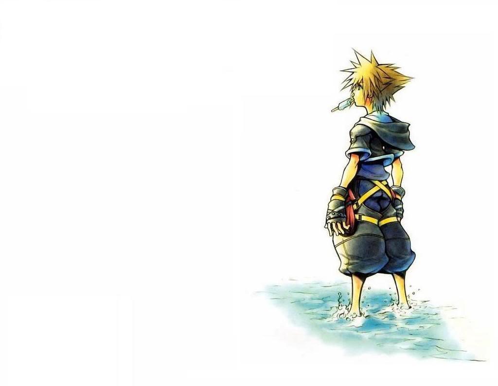 Kingdom Hearts Wallpapers HD 1024x793