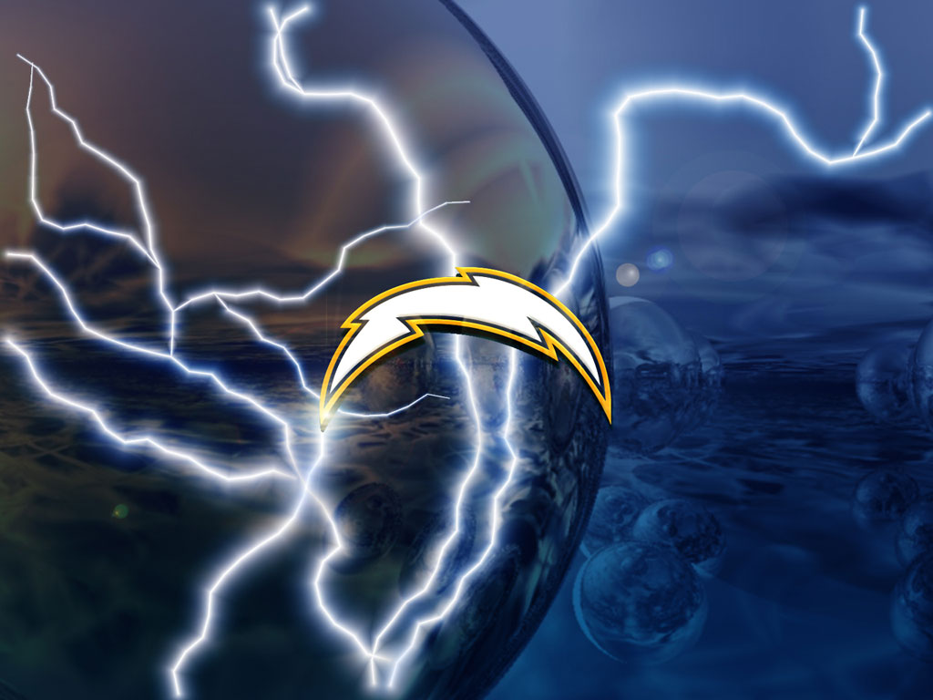Best NFL Wallpapers San Diego Chargers Wallpaper 1024x768