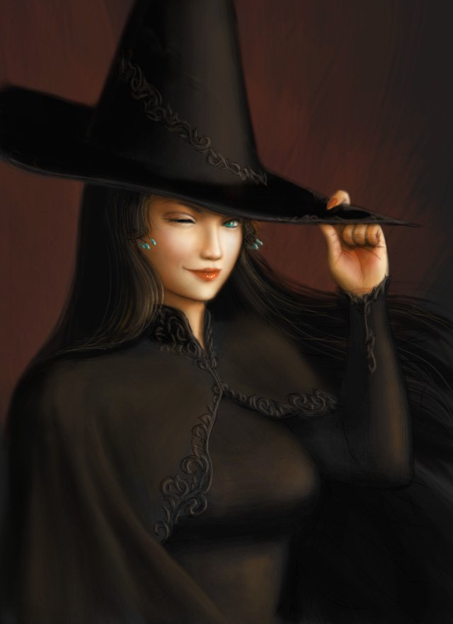 почему ведьмы ценили семя мужчин толстый член