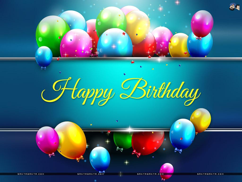 Birthday Greetings Wallpaper HD Wallpapers 1024x768