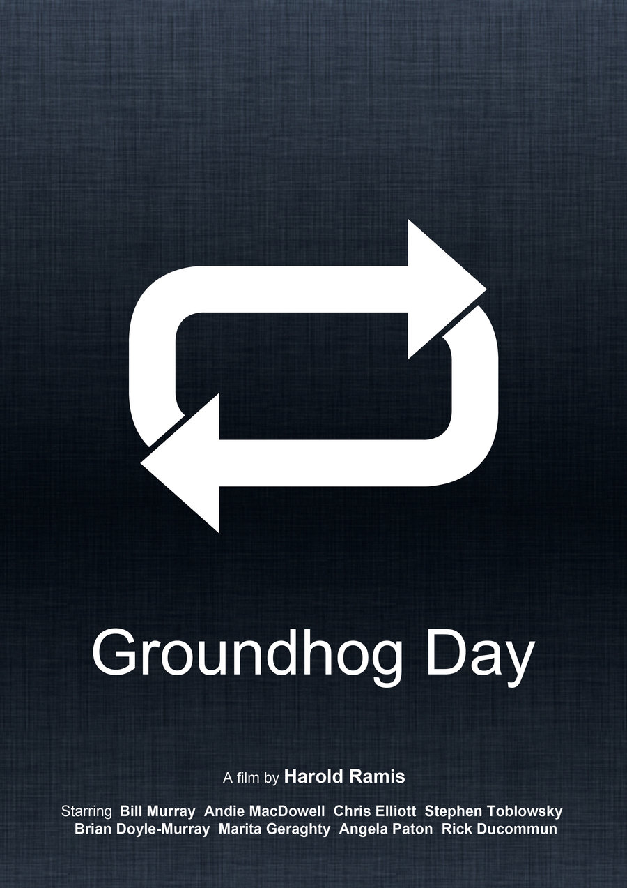 Groundhog Day Movie Wallpapers 97 images in Collection Page 1 900x1273