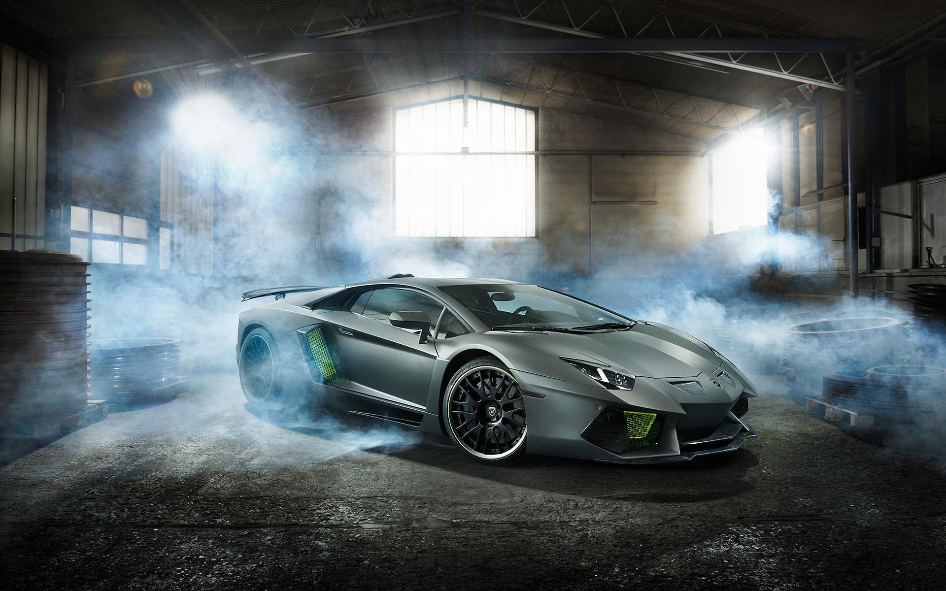 2014 Hamann Lamborghini Aventador by hdwallpapersin 1920x1200