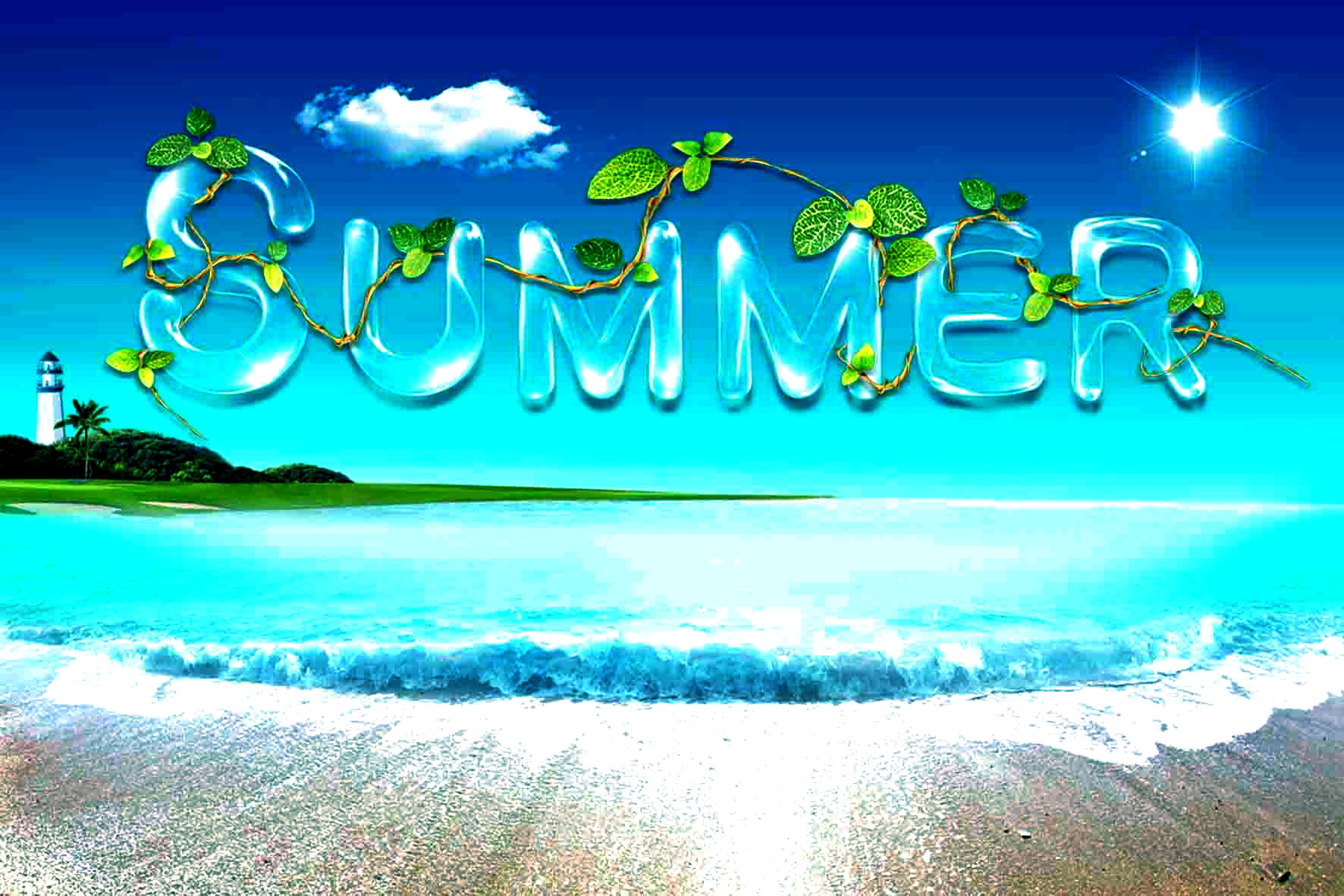 Summer HD Wallpapers 1920x1280