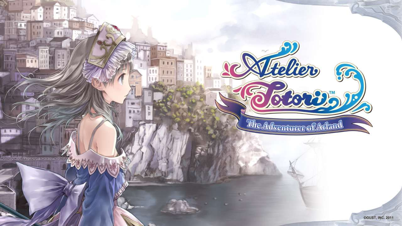 Atelier Totori The Adventurer of Arland   PS3 1280x720