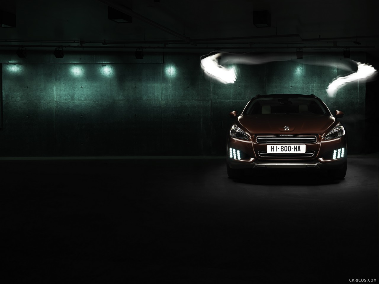 2012 Peugeot 508 RXH   Front Wallpaper 27 1280x960