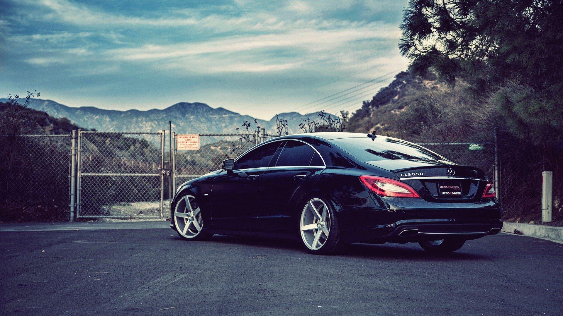 Mercedes Cls Wallpaper Wallpapersafari