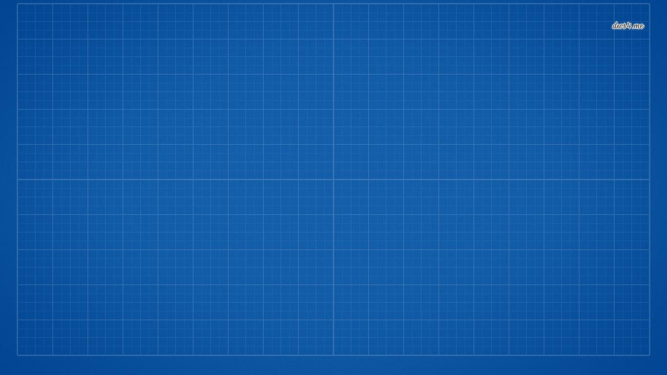 blank blue hd wallpaper