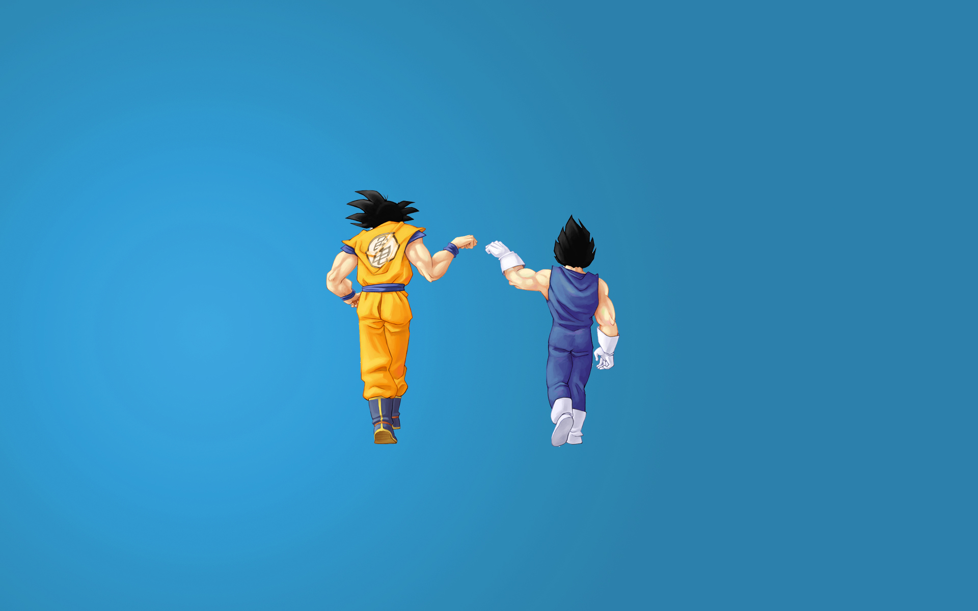 Vegeta Goku Wallpaper 1920x1200 Vegeta Goku Dragon Ball Z 1920x1200