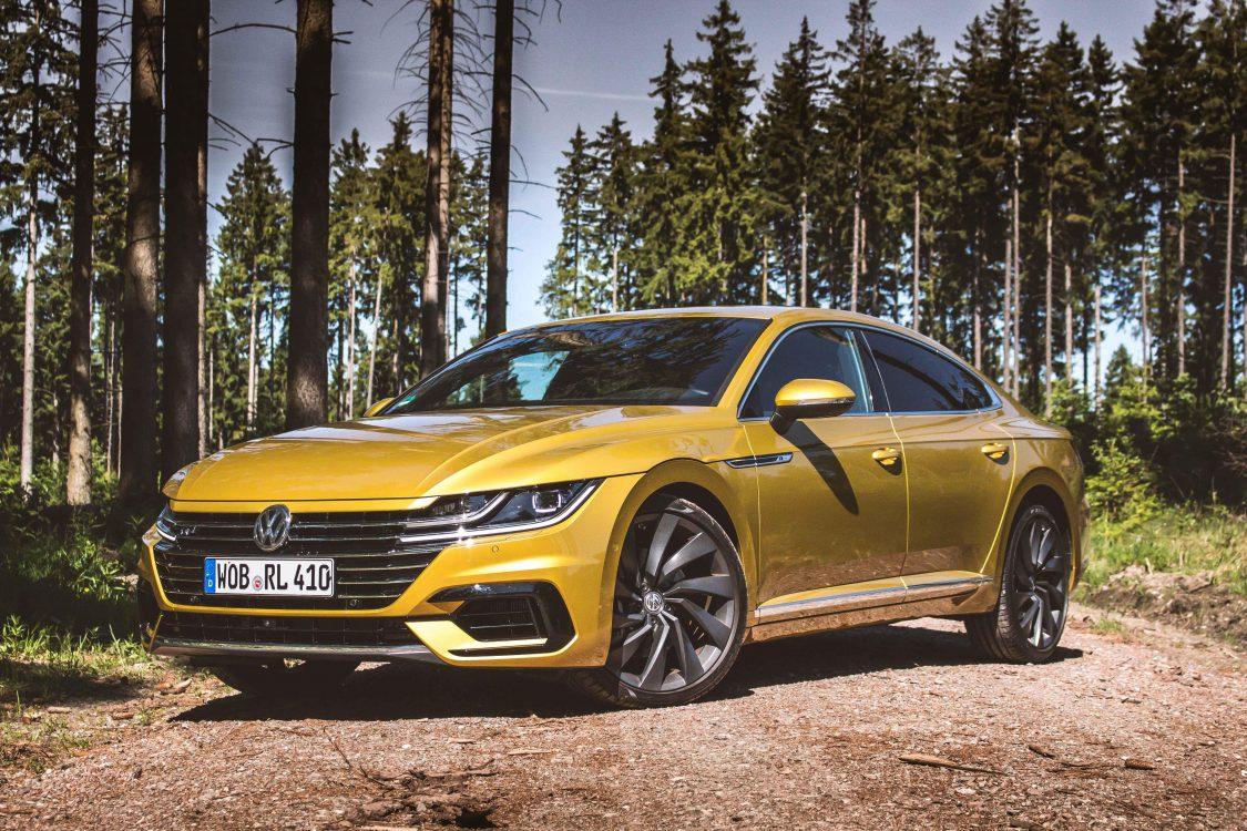 2019 Volkswagen Passat Front High Resolution Wallpaper Best Car 1125x750