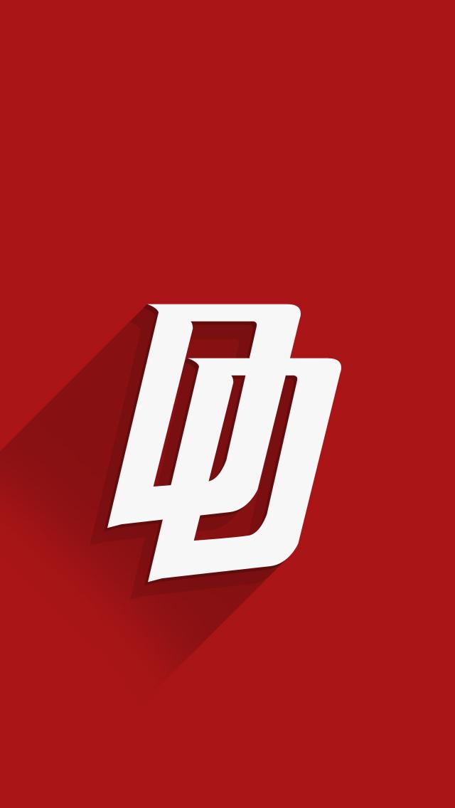 daredevil logo wallpaper hd