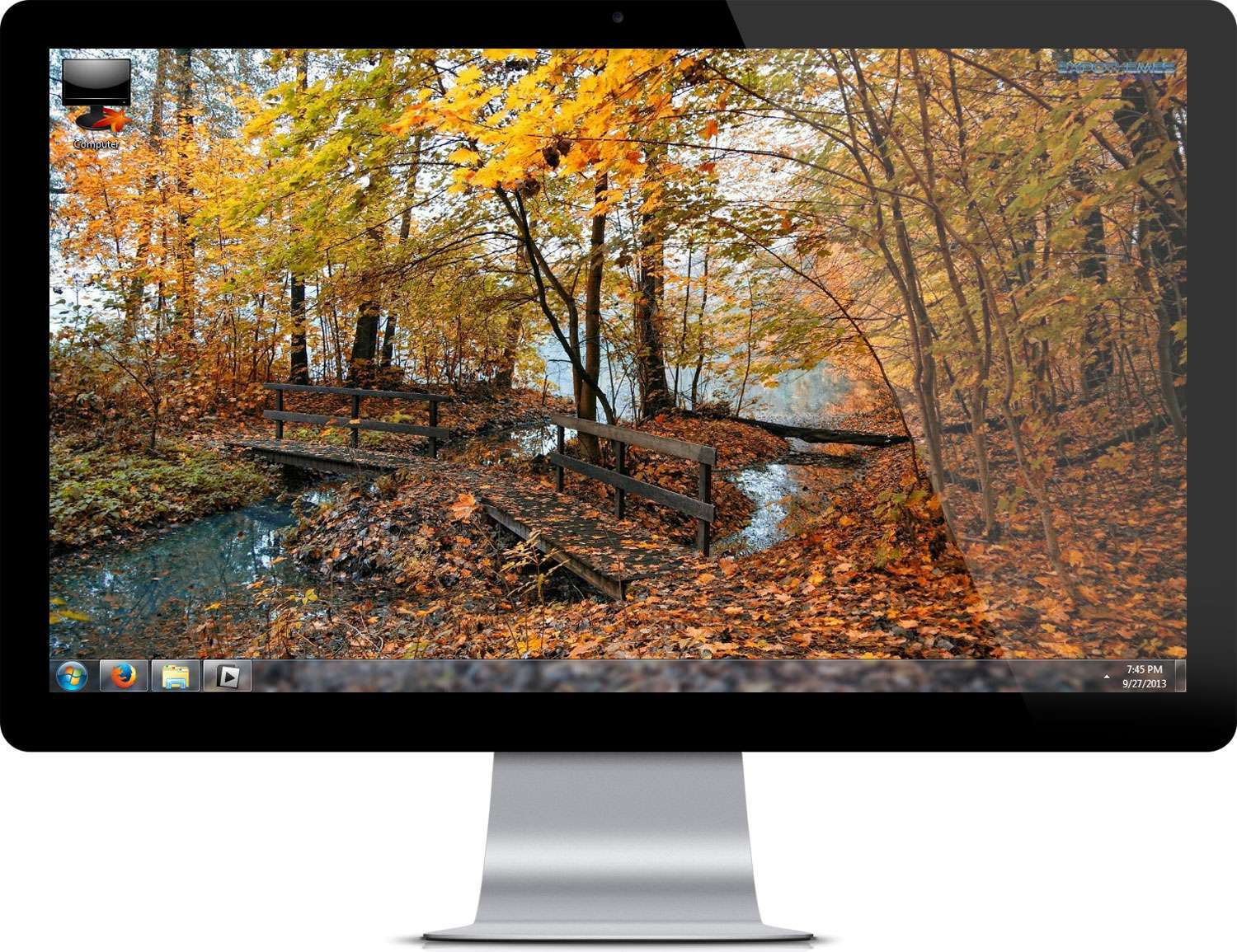 Download Autumn Wallpaper Theme For Windows 7 and Windows 8 1500x1155