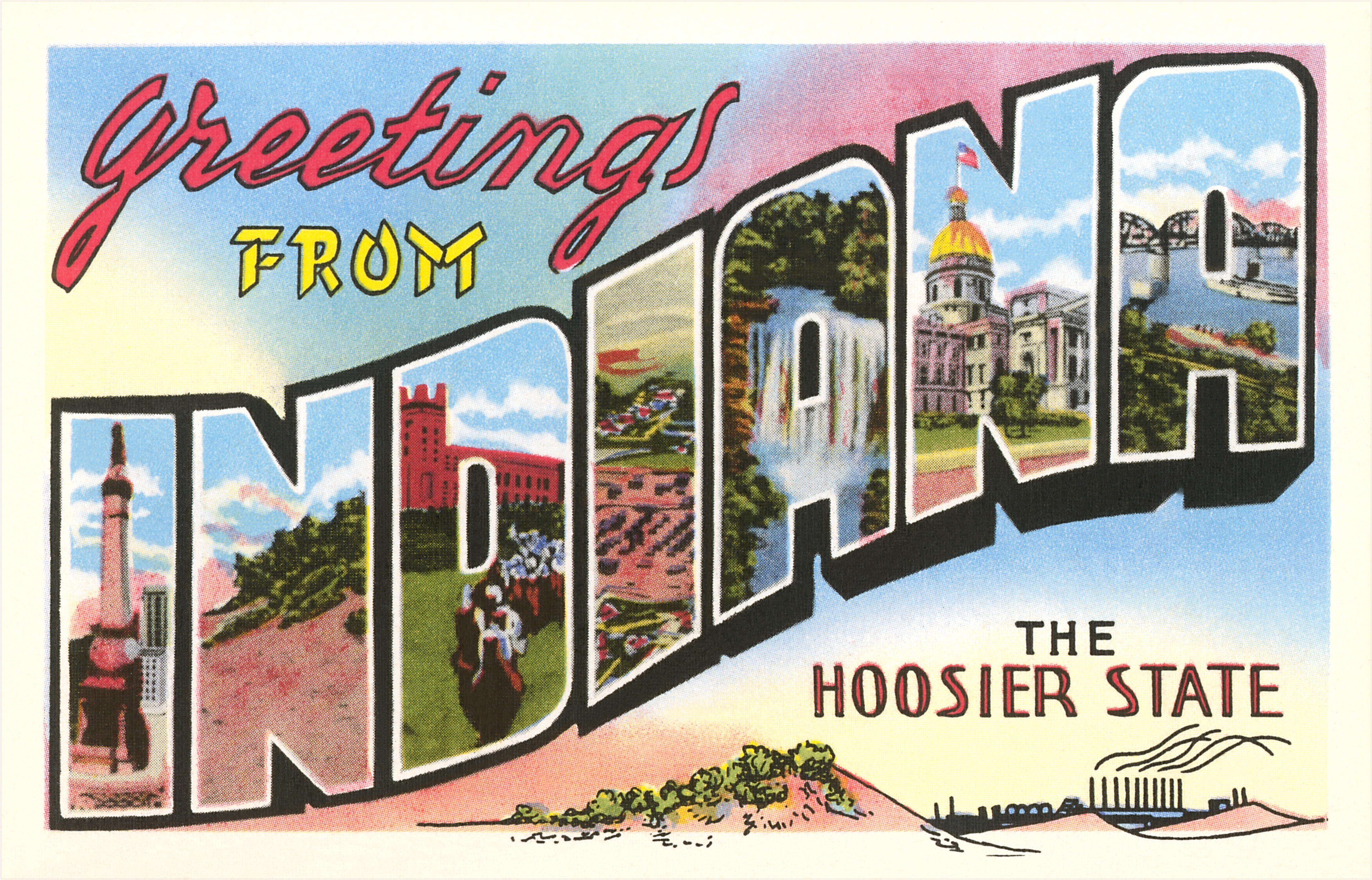 Why are Indiana residents called Hoosiers   HISTORY 4366x2800