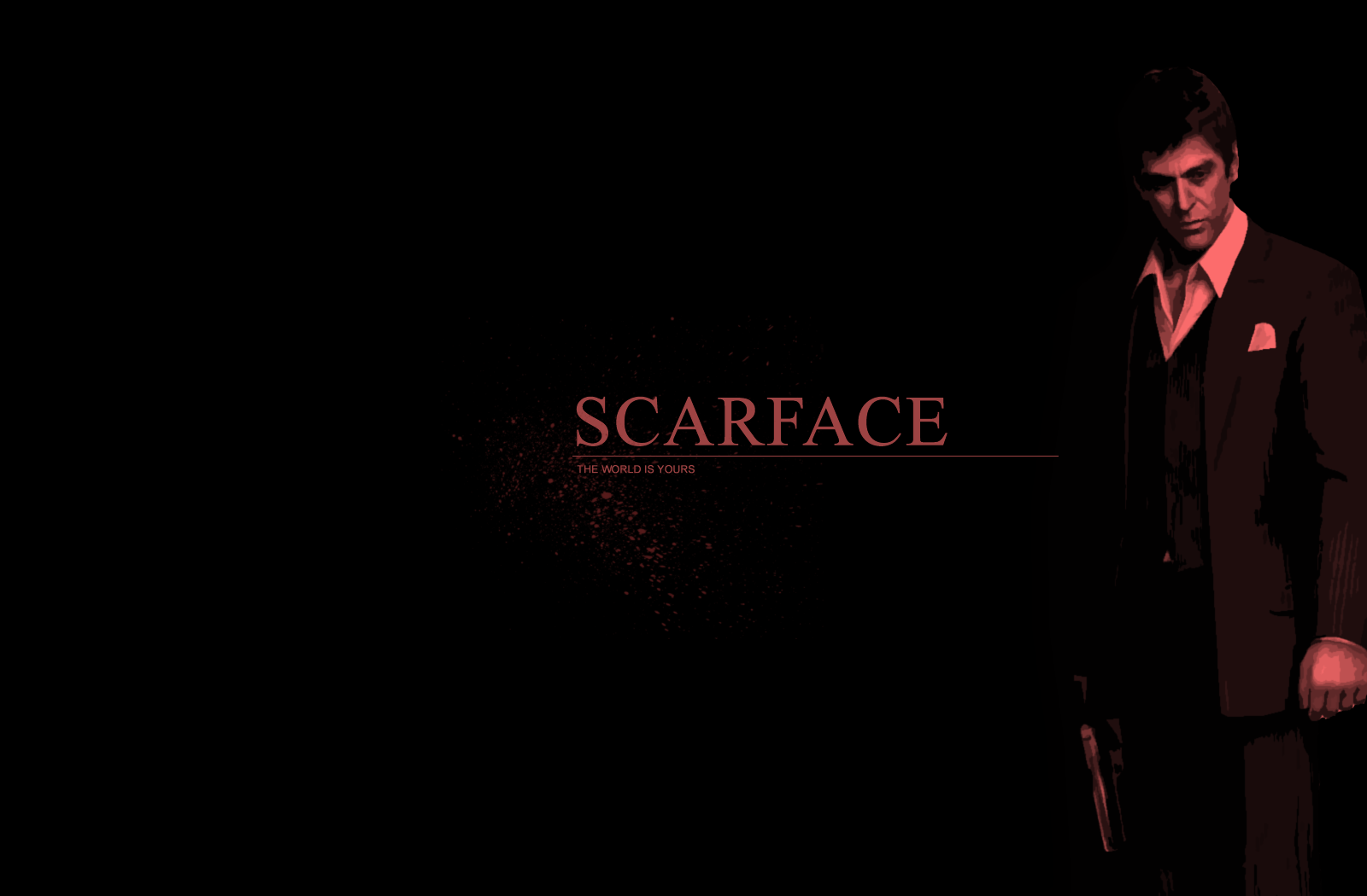Scarface hd wallpapers wallpapersafari - Scarface wallpaper iphone ...