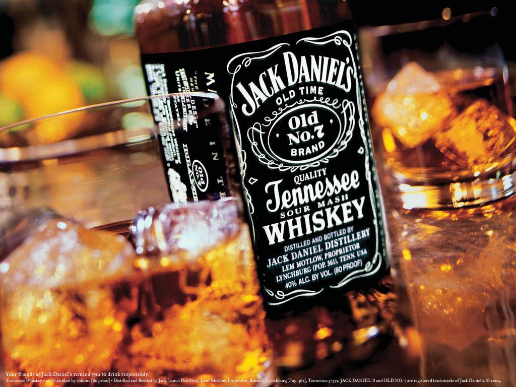 Jack Daniels Wallpapers 1024x768