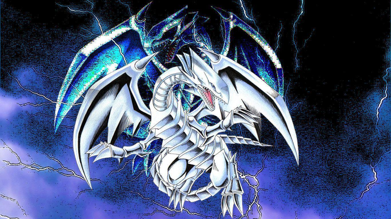 Blue Eyes Ultimate Dragon Wallpaper Wallpapersafari