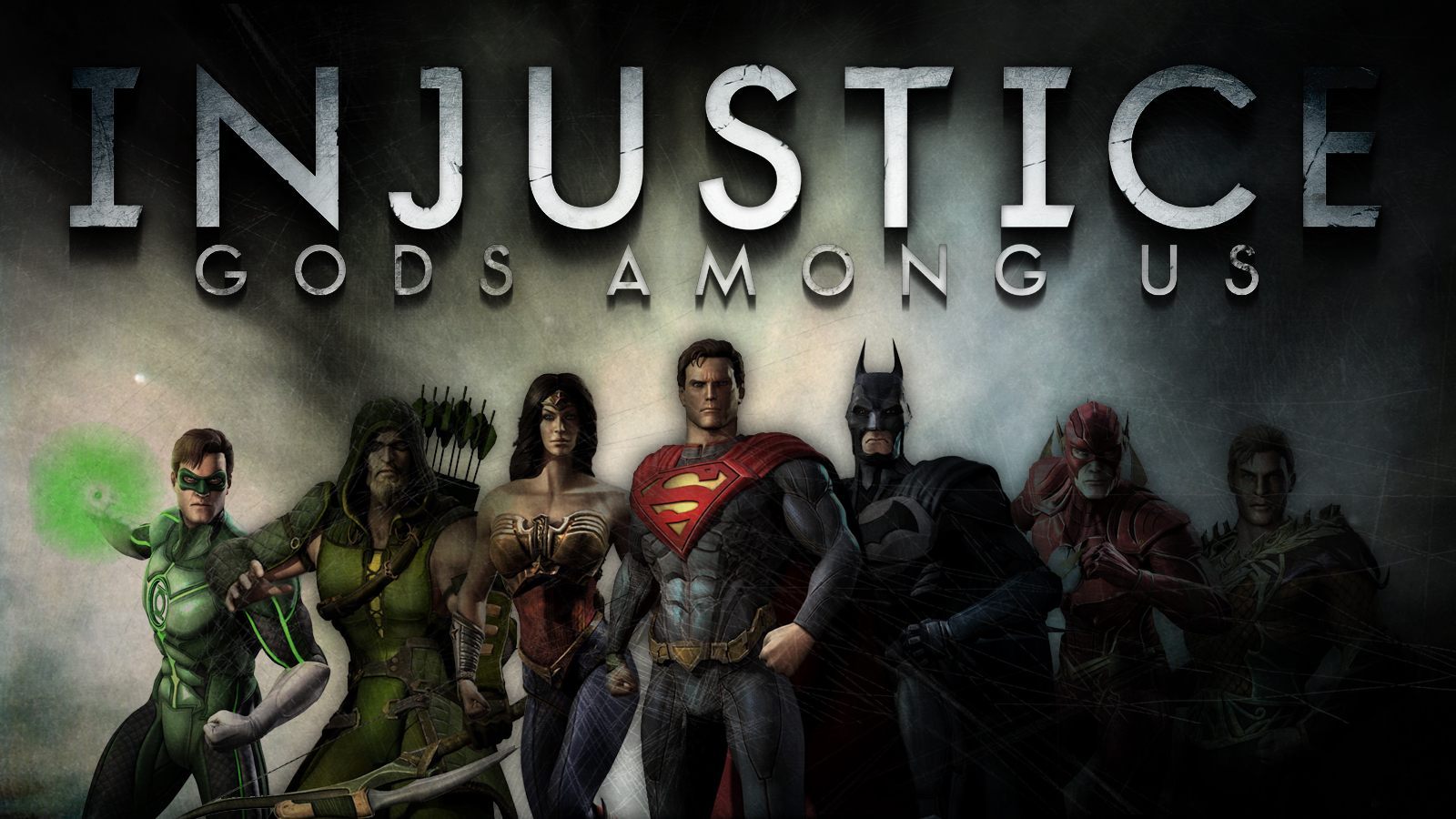 Injustice Gods Among Us Wallpaper by Squiddytron 1600x900