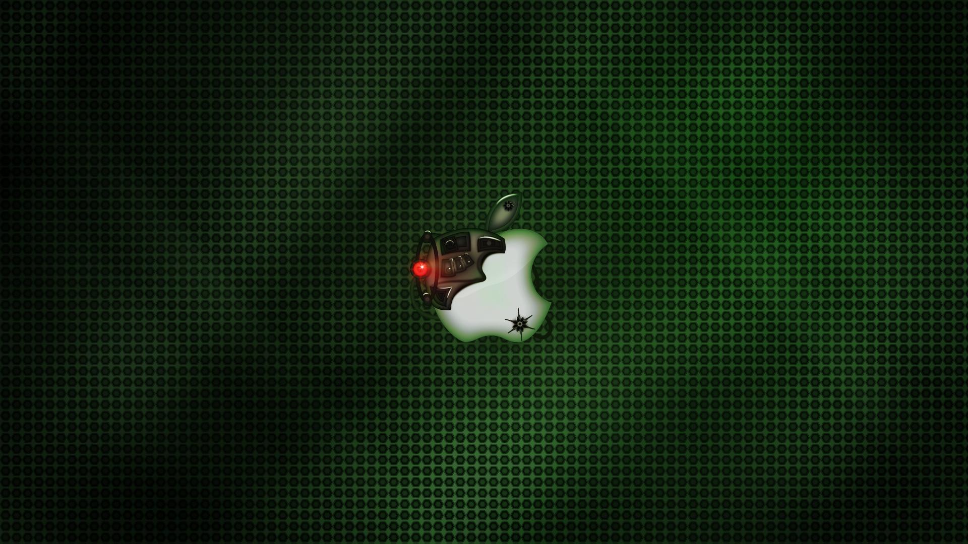 Borg Apple HD Wallpaper Background Image 1920x1080 ID255991 1920x1080