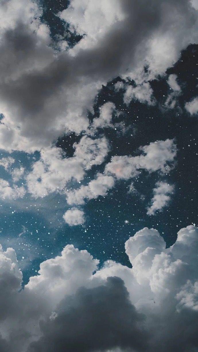 54 Beautiful Cloud Wallpaper On Wallpapersafari