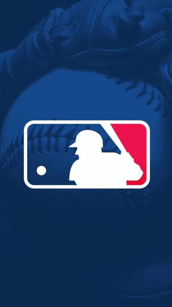Major League Baseball iPhone Wallpaper 576x1024