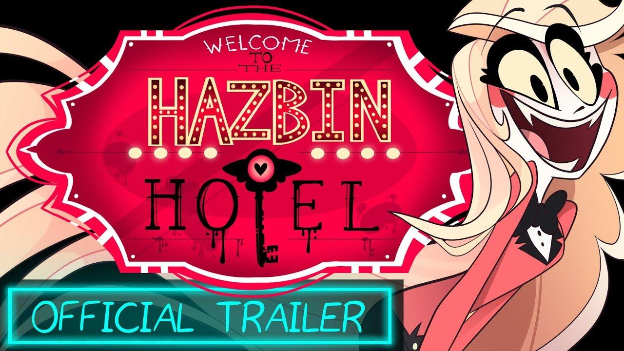 HAZBIN HOTEL Official Trailer 1280x720