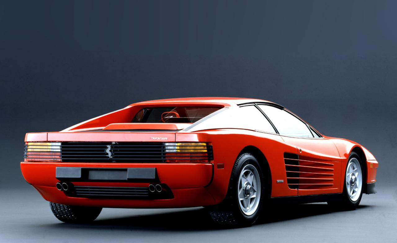 Ferrari Testarossa Wallpaper  WallpaperSafari