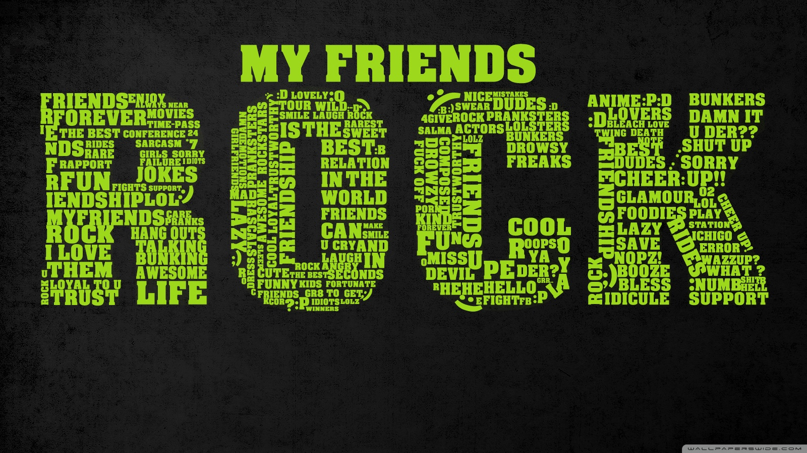Best 52 Awesome Best Friend Backgrounds on HipWallpaper Hi 1600x900