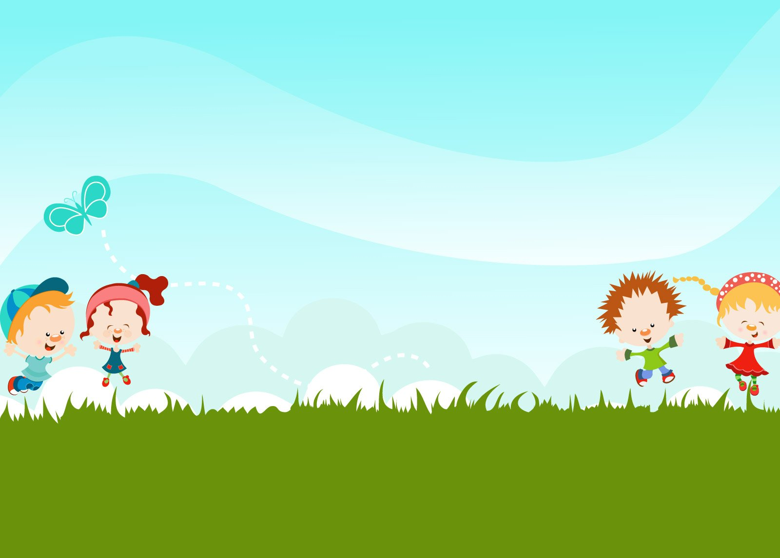 Powerpoint backgrounds for kids