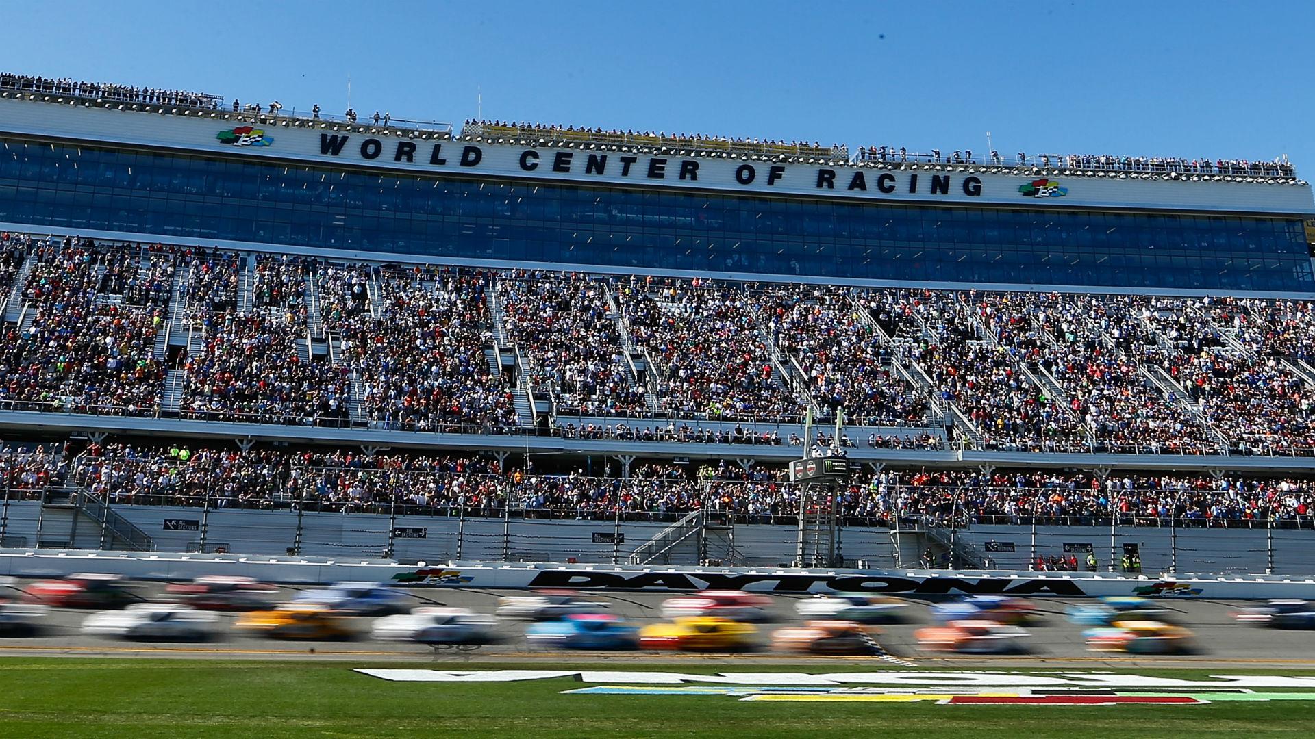 What time does Daytona 500 start Green flag TV streaming info 1920x1080