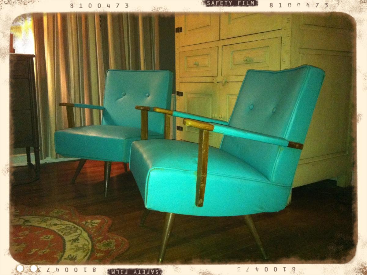 Free Atomic Retro Chairs Mid Century Modern Home