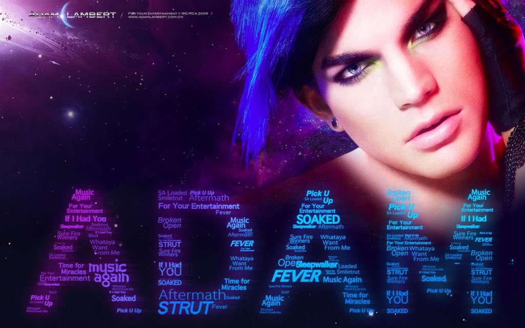 Adam For Your Entertainment Wallpaper   Adam Lambert Wallpaper 1024x640