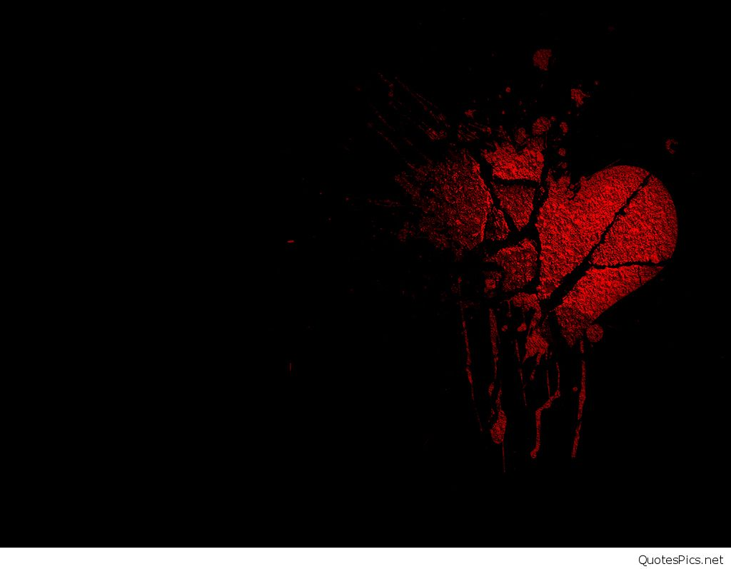 Awesome broken heart wallpapers and pics 1024x798