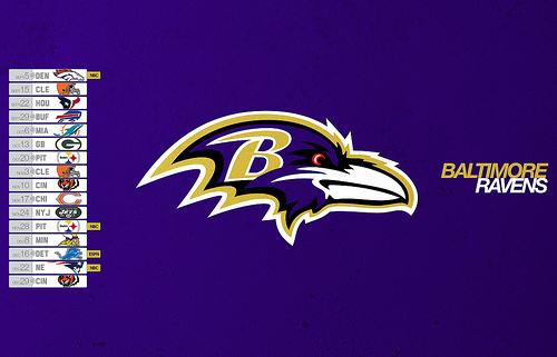 Baltimore Ravens 2013 Schedule Desktop Wallpaper Flickr   Photo 500x321