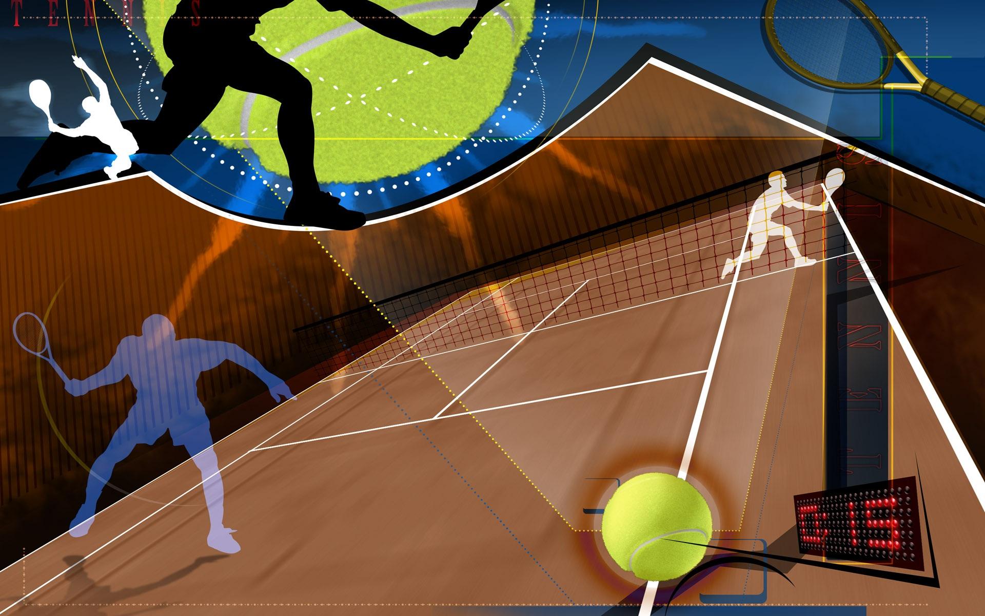 [48+] Tennis Wallpapers HD On WallpaperSafari