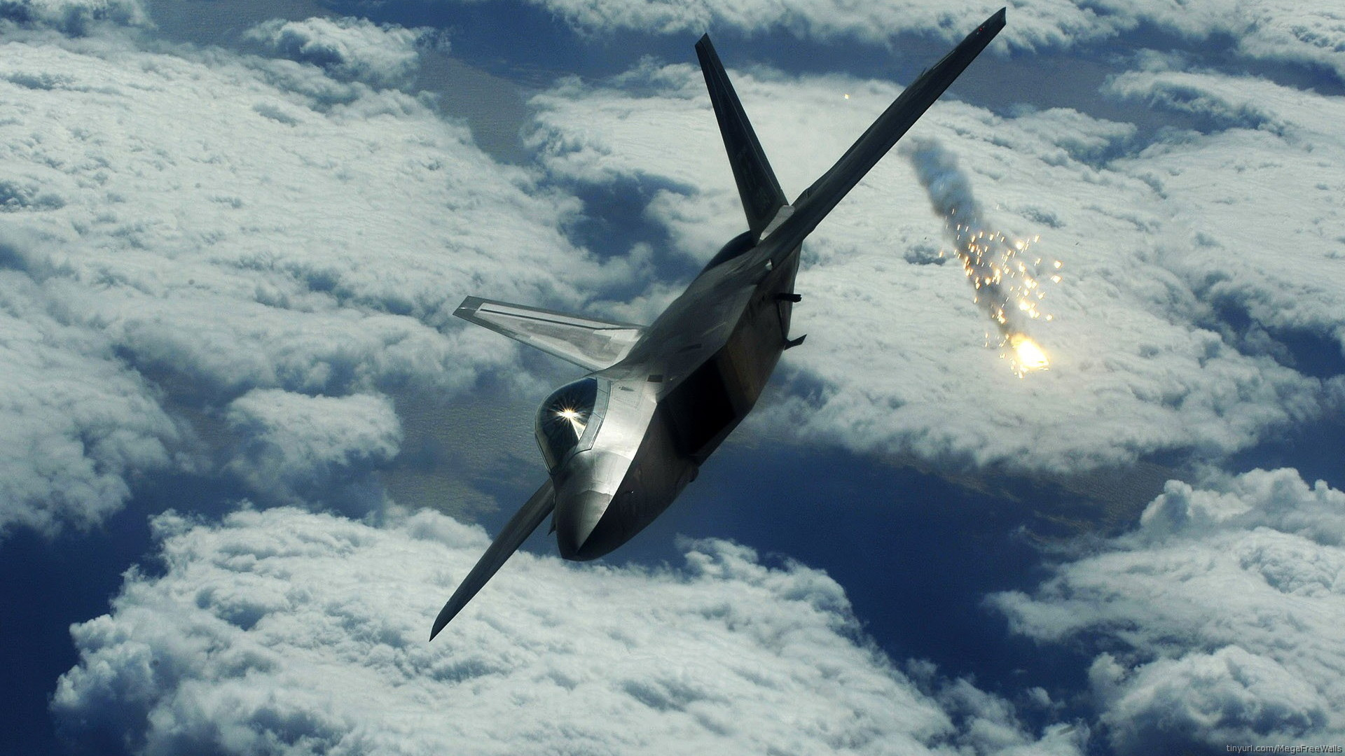 Lockheed Martin F 22 Raptor Computer Wallpapers Desktop 1920x1080