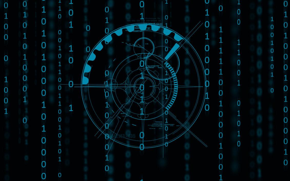 Technology Wallpaper by Keroyx 1131x707