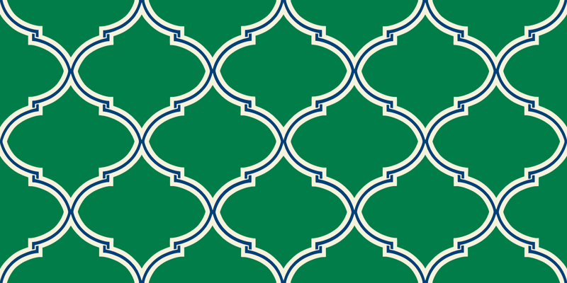 Preppy Wallpaper Patterns Lily trellis in preppy green 800x400