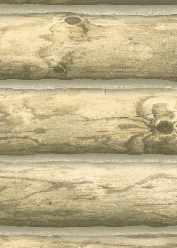 Log Wallpaper Rustic Cabin Lodge CH 7978 Pre Pasted Double Roll eBay 714x1000