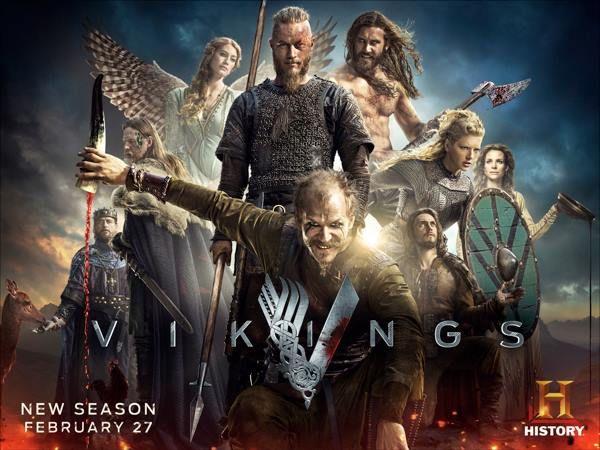 Vikings Season 3 Wallpaper
