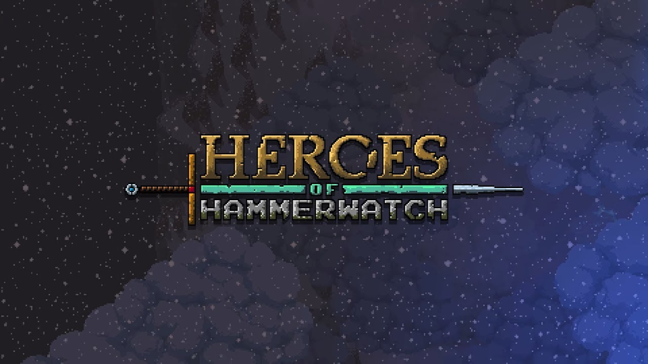 HEROES OF HAMMERWATCH 1280x720