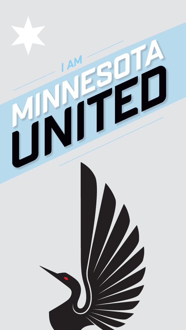 Wallpapers Minnesota United FC 641x1136