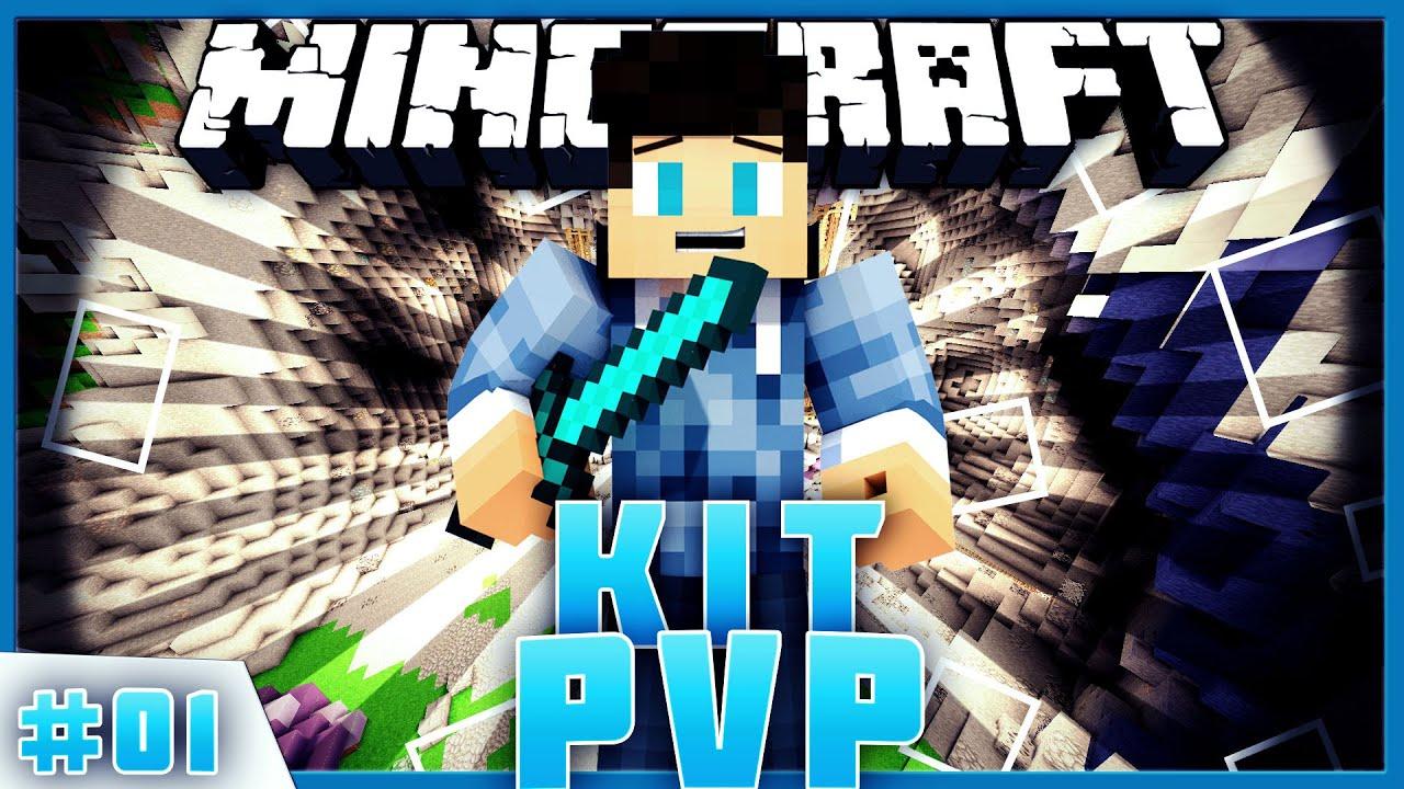 Minecraft KitPvP   Episode 1   OP Donor Kit 1280x720