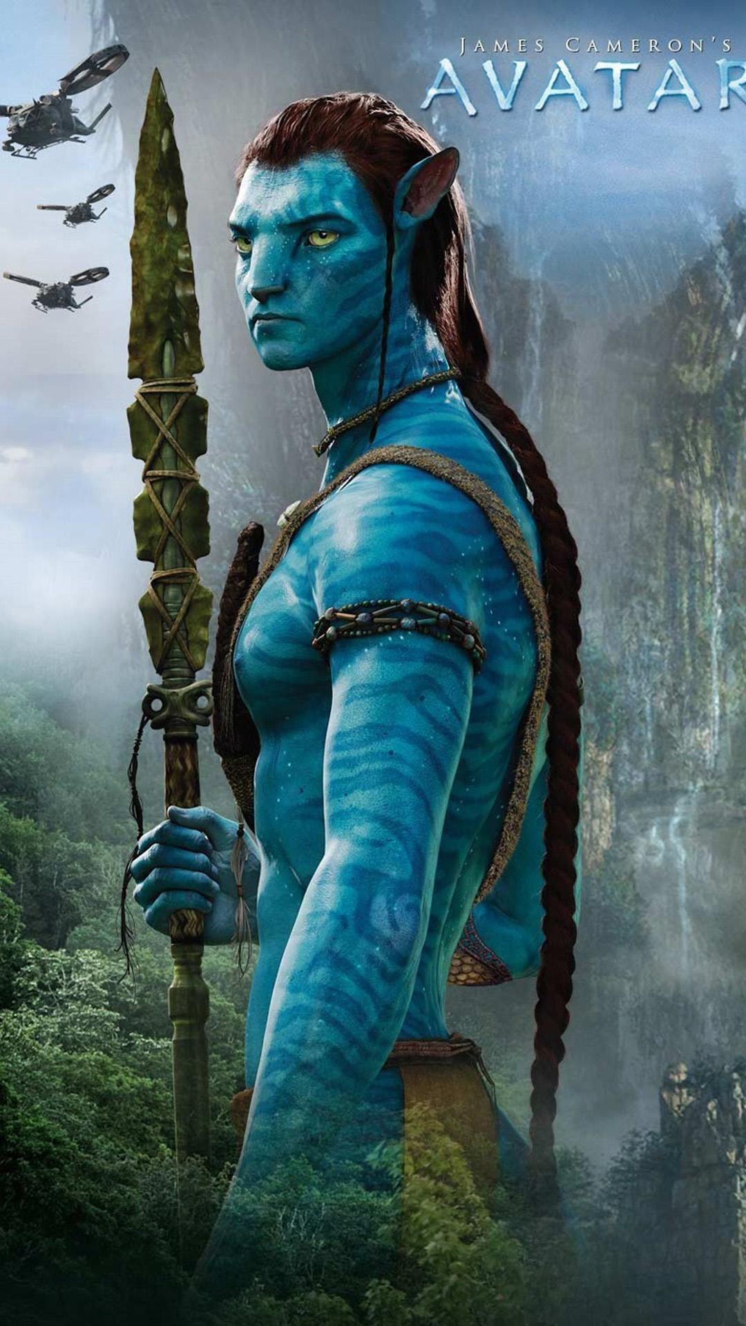 Avatar Phone Wallpaper  WallpaperSafari
