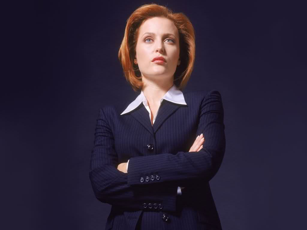 Scully   The X Files Wallpaper 25058984 1024x768