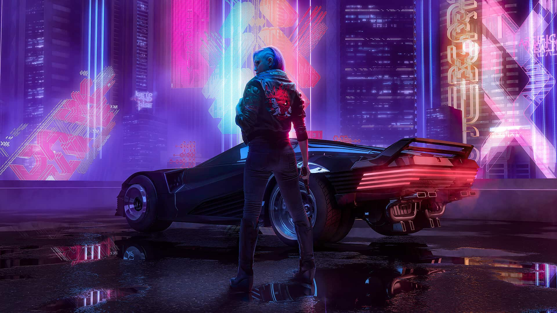 Cyberpunk 2077 Wallpapers Cyberpunk 2077 Screenshots Pictures 1920x1080