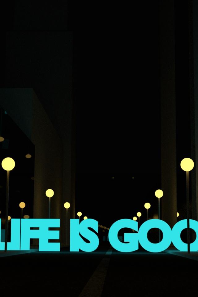 50 Life Is Good Desktop Wallpaper On Wallpapersafari