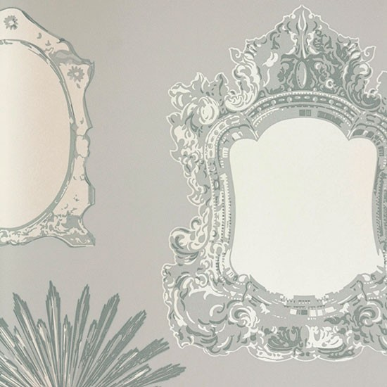 Mirror Mirror Deco Fabulous wallpaper by Nono at Wallpaperdirect 550x550