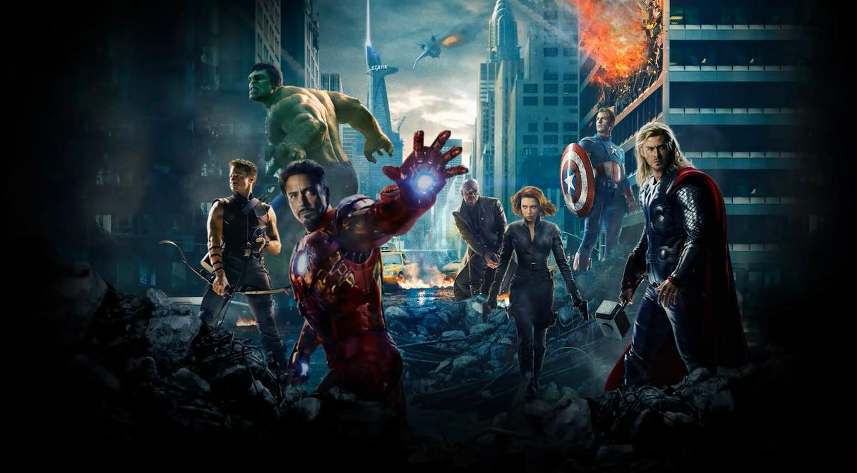 FREE COOL SCREENSAVER Marvels The Avengers Screensaver 1229x679