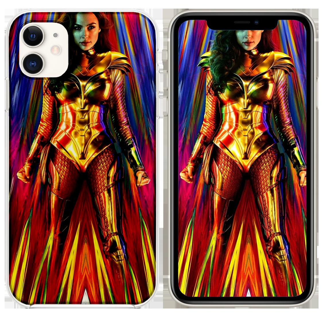 Wonder Woman 1984 8k iPhone 11 case Iphone 11 Wonder woman 1136x1136