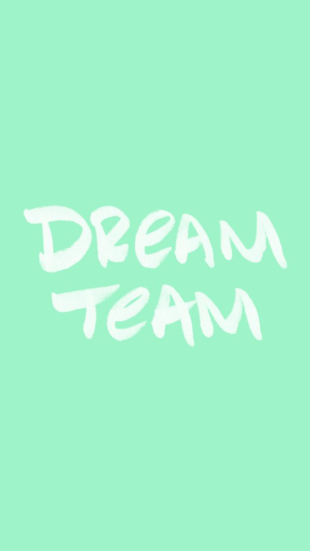 Dream Team Wallpapers posted by Sarah Mercado 640x1136