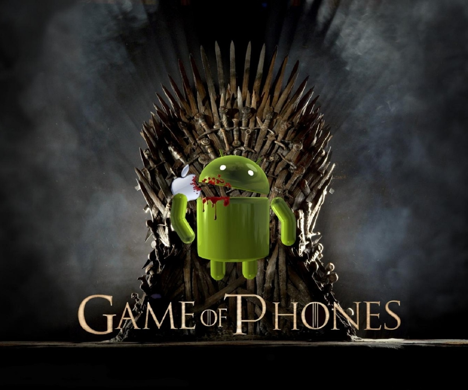 Game of Thrones Phone Wallpaper 1536x1280